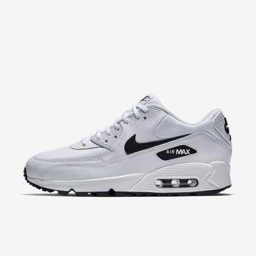 Buty damskie Nike Air Max 90 White/Black 325213 131