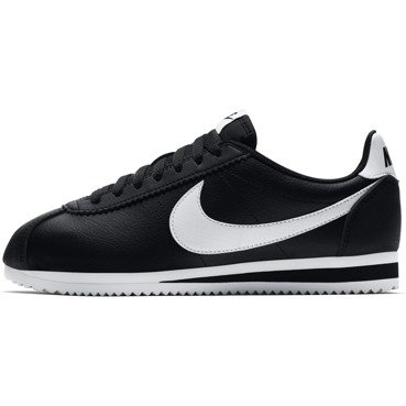 Buty damskie Nike Classic Cortez Leather Black/White 807471 016