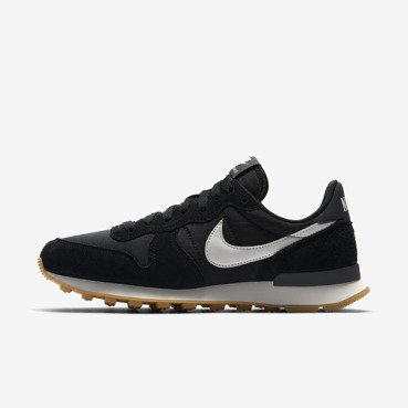 Buty damskie Nike Internationalist Black/Summit White 828407 021