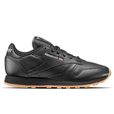 Buty damskie Reebok Classic Leather Black/Gum 49804