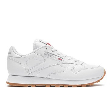 Buty damskie Reebok Classic Leather White/Gum 49803