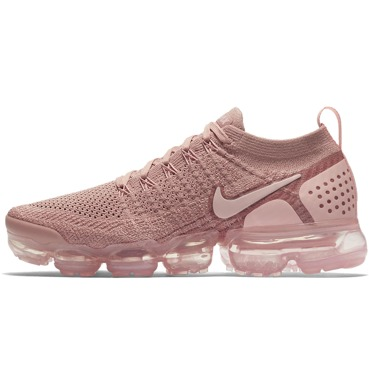 Buty damskie do biegania Nike Air VaporMax Flyknit 2 Rust ink 942843 600
