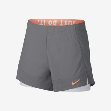 Spodenki damskie Nike Flex 2in1 Training Shorts 891939 027