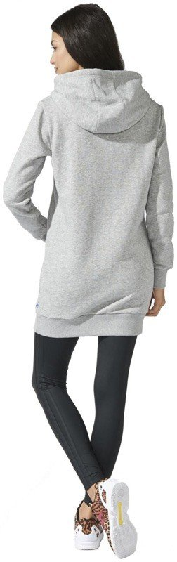 Bluza Adidas Long Logo Hoodie Dress M30761