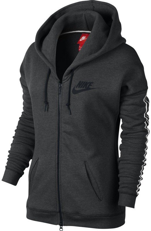 Bluza Nike District 72 FZ Hoody 614875 032
