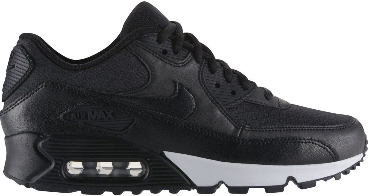 Buty Nike WMNS Air Max 90 Black/Anthracite 325213 033